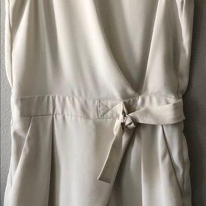 Topshop Pants - Topshop Belted Romper